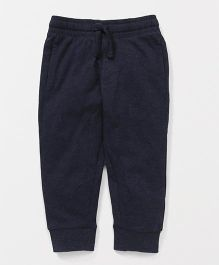 Fox Baby Full Length Lounge Pant - Navy Melange