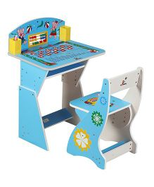 Sunbaby Student Desk SD 17 A B - Blue