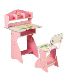 Sunbaby Student Desk SD 23 P - Pink