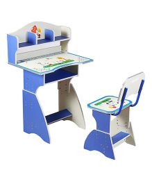 Sunbaby Student Desk SD 23 - Blue