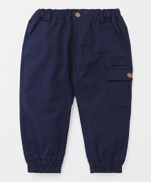 Happiness Pocket Pant - Blue