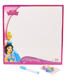 Disney 2 In 1 Wooden My First Fun Board - Pink