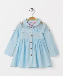 OB Baoney Collar Frock - Blue