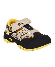Myau Slip On Style Casual Shoes - Yellow Black