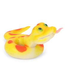 Wild Republic Snake Figure Yellow - 6 cm
