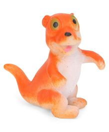 Wild Republic Squirrel Figure Orange - 3.5 cm