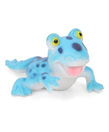 Wild Republic Frog Figure Blue - 4.5 cm