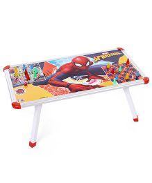 Marvel Spiderman Cross Leg Table - Multicolor