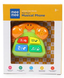 Mee Mee Musical Phone Toy