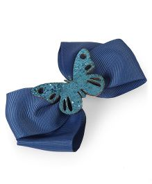 Stol'n Bow Clip Butterfly Sequin (Colour May Vary)