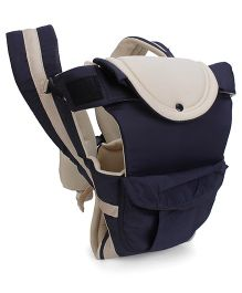 3 Way Baby Carrier - Navy Blue