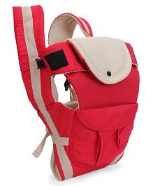 3 Way Baby Carrier - Red