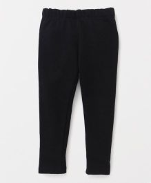 The Kidshop Warm Leggings - Black