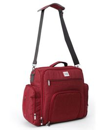 Mee Mee Diaper Bag - Maroon
