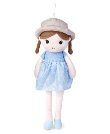 Starwalk candy Doll With Hat Blue - Height - 50 cm
