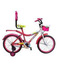 Atlas Murphz Tricycle With Training Wheels Pink - 20 inches