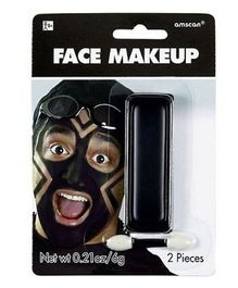 Wanna Party Face Paint Black - 6 gm