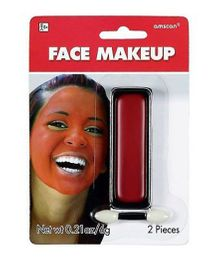 Wanna Party Face Paint Red - 6 grams