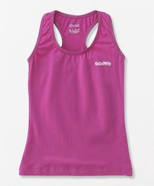 Hello Kitty Sleeveless Racerback Slip - Deep Pink