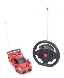 Classic Remote Controlled Car - Red
