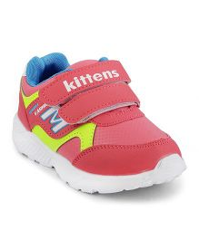Kittens Sports Shoes - Red