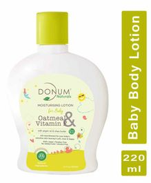 Donum Oatmeal & Vitamin F Moisturing Lotion - 220 ml