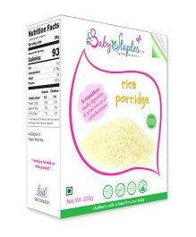 BabyStaples Rice Porridge - 200 gm