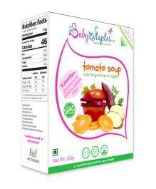 BabyStaples Tomato Soup - 200 gm