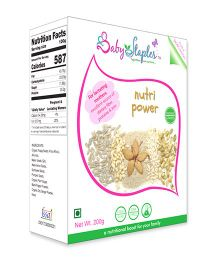 BabyStaples Nutri Power - 200 gm
