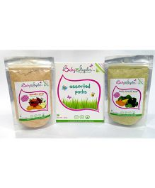 BabyStaples Assorted Veg Soup Pack - 200 gm