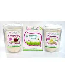BabyStaples Assorted Fruit Cereal Pack
