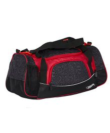 Hot Wheels Travel Duffle Bag - Red