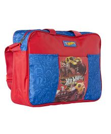 Hot Wheels Art and Craft Bag - Red