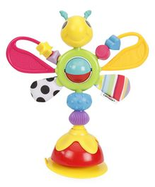 Lamaze Funskool Freddie The Firefly High Chair Toy - Multi Colour