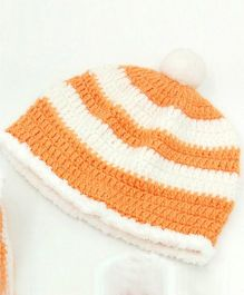 Magic Needles Mink Cap - Peach