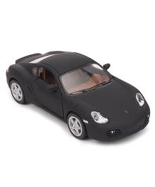 Kinsmart Die Cast Matte Porsche Carrera GT Cayman Toy Car - Black