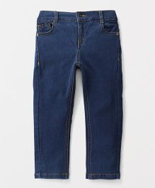 Spark Full Length Jeans - Blue