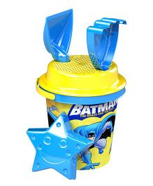 Demastil Batman Beach Sets Pack of 4 - Blue