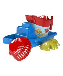 Demastil Tom & Jerry Beach Sets Pack of 4 -  Red Blue Green
