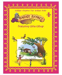 Karadi Rhymes Book Part 1 - English
