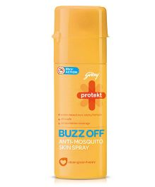 Godrej Buzz Off Anti-Mosquito Skin Spray