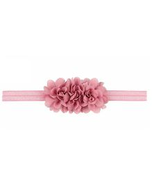 Angel Closet Flower Headband - Purple