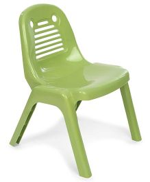 Plastic Baby Chair - Green