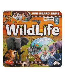 Wildlife DVD Board Game