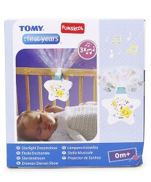 Funskool Tomy Be Baby Starlight Dreamshow - White