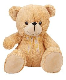 Funzoo Teddy Chip Bear Soft Toy Brown Height - 40 cm