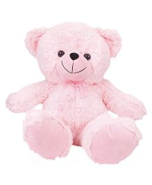 Funzoo Teddy Chip Bear Soft Toy Pink Height - 40 cm