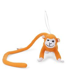 Funzoo Monkey Soft Toy Orange - 20 cm