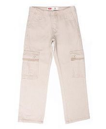 Levi's Full Length Cargo Trouser - Beige