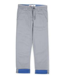Levi's Full Length Trouser With Pockets - Grey